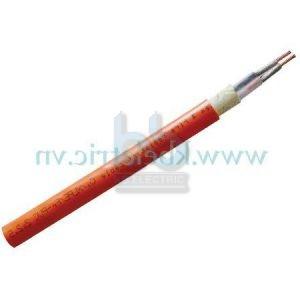 Cu/XLPE/Fr-PVC 2×1.5 sqmm -IEC 60331