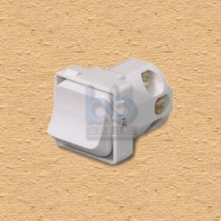 Phụ kiện nối dây dùng chung cho S18A - S19 - S186 - S66- S68 màu trắng
