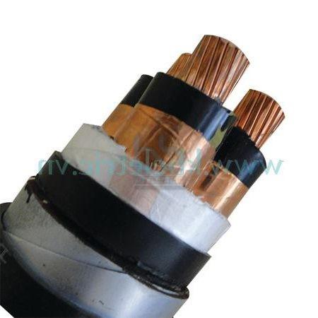 Cáp ngầm trung thế LS-VINA Cu/XLPE/PVC/DSTA/PVC 3x95 sqmm 12/20(24) kV